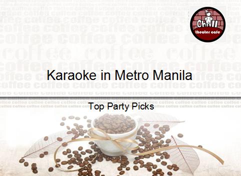Karaoke in Metro Manila