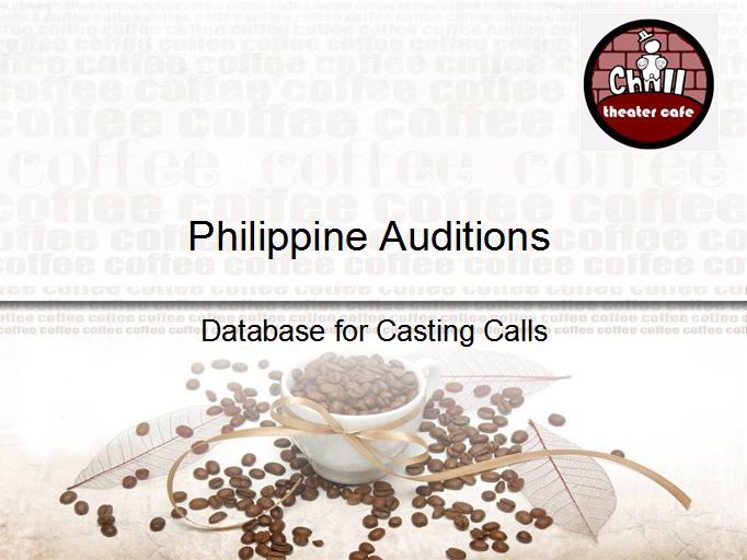 Philippine Auditions 11 November 2015